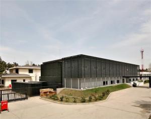 Japanese Embassy Installation - Kabul